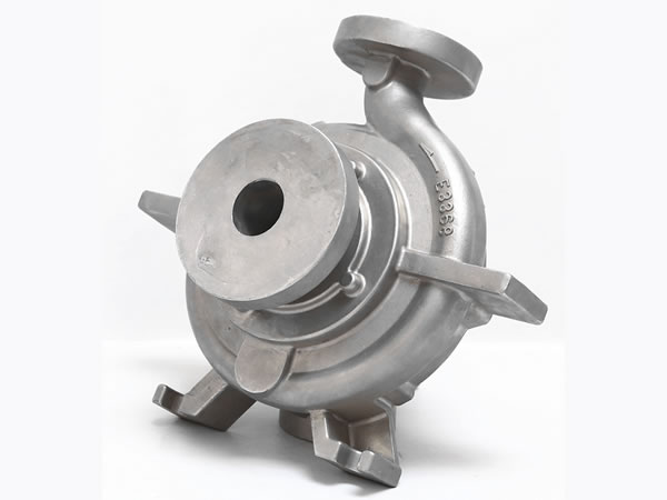 stainless steel casting / stainless steel centrifugal pump sku 1