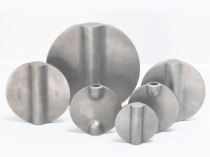 stainless steel casting / stainless steel disc of butterfly
