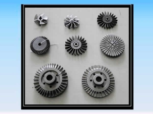 stainless steel casting / stainless steel impeller X