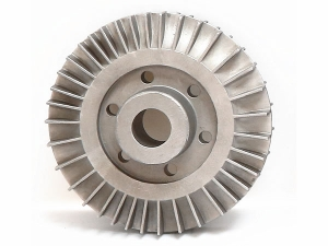 stainless steel casting / stainless steel impeller sku 1
