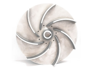 stainless steel casting / stainless steel impeller sku 3