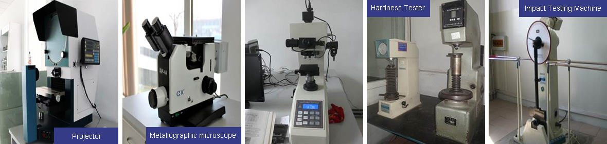 stainless steel casting / stainless-steel test equipment